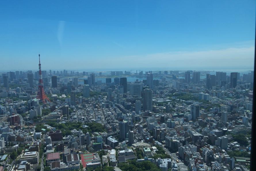 日本空間占有